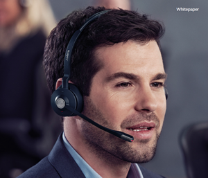 Jabra The Most Powerful Professional Wireless Headsets on the Market