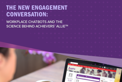 Achievers The New Engagement Conversation
