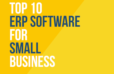 Business-Software.com Top 10 ERP Software for Small Business