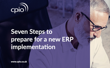 cpio-seven steps  for a New ERP Implementation