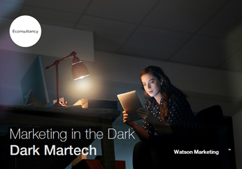 IBM Marketing in the Dark: Dark Martech