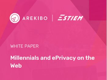 Millennials and ePrivacy on the Web