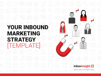 Inbox Insight Your Inbound Marketing Strategy Template