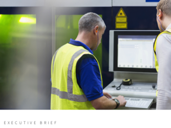 infor Select an ERP System That Keeps Up with The Evolving Needs of Manufacturing Operations