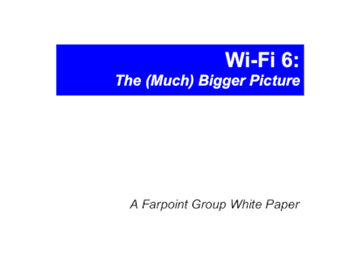Mist Wi-Fi 6: The (Much) Bigger Picture