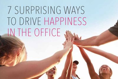 Vitality 7 Surprising Ways to Drive Happiness in the Office