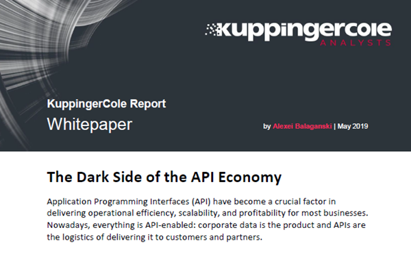 Ping Identity The Dark Side of the API Economy