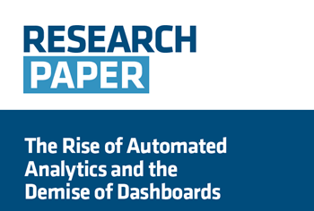 Yellowfin The Rise of Automated Analytics and the Demise of Dashboards