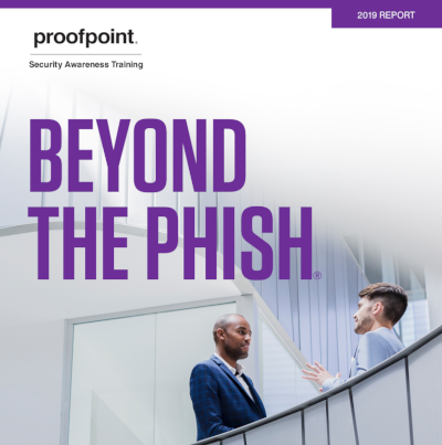 Proofpoint Beyond the Phish