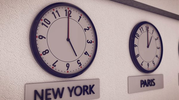 Managing Marketing Communicating Across Time Zones