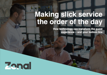 Zonal Making Slick Service the Order of the Day