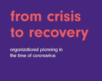 OrgVue From Crisis to Recovery