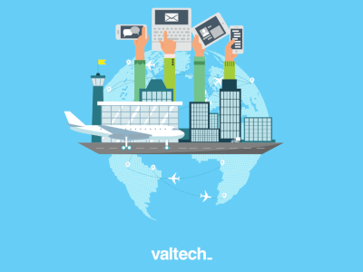 Valtech The Digital Airport in The Age of The Connected Traveller