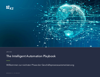 K2 Intelligent Automation Playbook