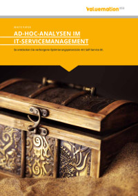 Ad-hoc-Analysen im IT-Servicemanagement