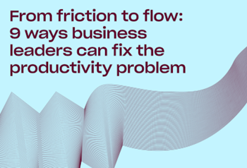 Dropbox Business 9 Ways Business Leaders Can Fix the Productivity Problem