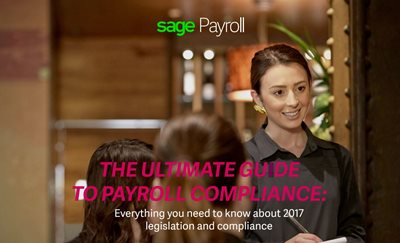 Sage The Ultimate Guide to Payroll Compliance