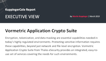 Thales Vormetric Application Crypto Suite