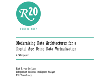 Denodo - Modernising Data Architectures for a Digital Age Using Data Virtualisation