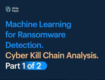 Securityhq Machine Learning for Ransomware Detection