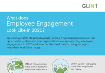 What Does Employee Engagement Look Like in 2020?
