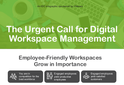 VMware The Urgent Call for Digital Workspace Management