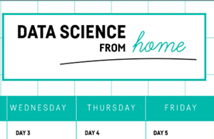 Data Science from Home