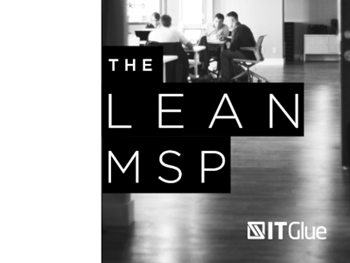 IT Glue The Lean MSP