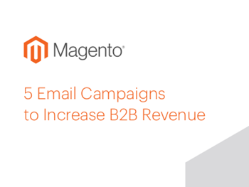 Magento 5 Email Campaigns to Increase B2B Revenue