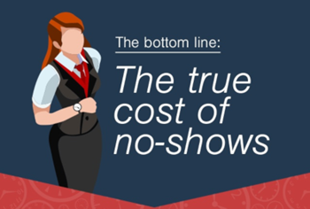 LiveRES The Bottom Line: The True Cost of No Shows