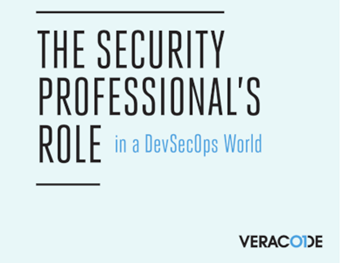 Veracode The Security Professional's Role in a DevSecOps World