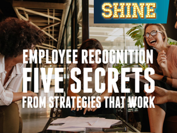 Sodexo Employee Recognition: Five Secrets from Strategies that Work