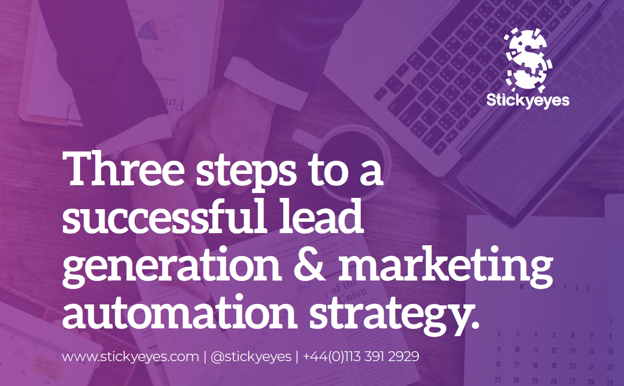 3 Steps to A Successful Lead Generation & Marketin