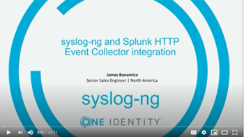 Syslog-ng Got a hungry Splunk? Feed it smartly with syslog-ng