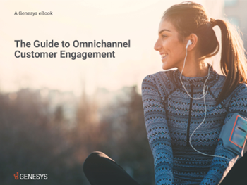 Genesys The Guide to Omnichannel Customer Engagement
