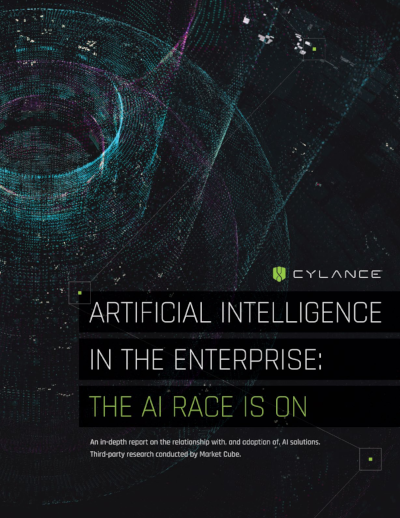 Cylance Artificial Intelligence in the Enterprise: The AI Race is On