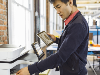 HP Managed Print Services Topic of Influence: Mobility