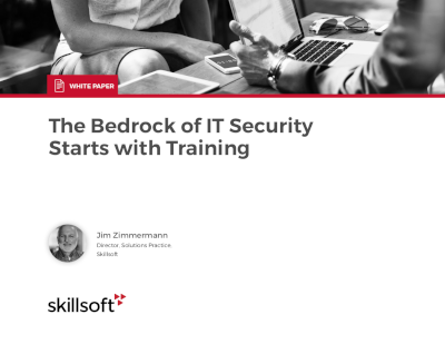 The Bedrock of IT Security Starts with Training