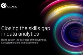 CGMA Closing the Skills Gap in Data Analytics