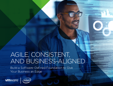 VMware Agile, Consistent, and Business-Aligned