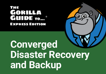 Zerto Converged Disaster Recovery and Backup