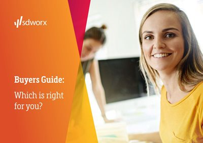 SD Worx Buyers Guide: Choosing the Right Payroll Partner