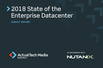 Nutanix 2018 State of the Enterprise Datacenter