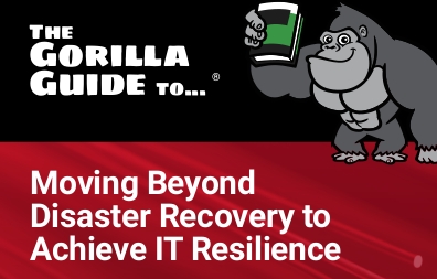 Zerto Moving Beyond Disaster Recovery to Achieve IT Resilience