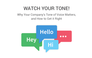 Acrolinx Watch Your Tone! The Ultimate Guide to Developing Your Company's Tone of Voice