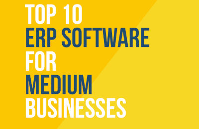 Business-Software.com Top 10 ERP Software for Medium Business