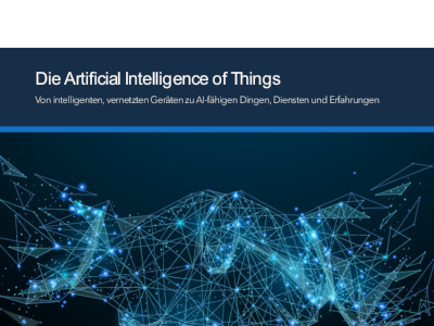 SAS Die Artificial Intelligence of Things