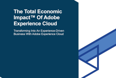 Adobe The Total Economic Impact of Adobe Experience Cloud