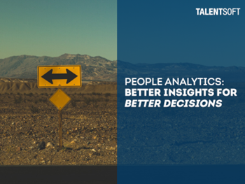 Talentsoft People Analytics: Better Insights for Better Decisions