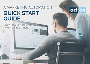 Act-OnA Marketing Automation Quick Start Guide